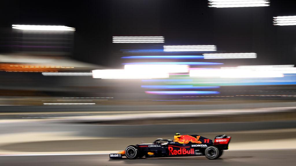 En imágenes: Remontada en la primera carrera de Checo Pérez con Red Bull