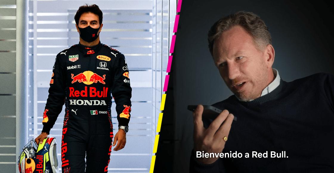 """5 capítulos de """"Drive to Survive"""" para entender cómo y por qué llegó Checo Pérez a Red Bull"""