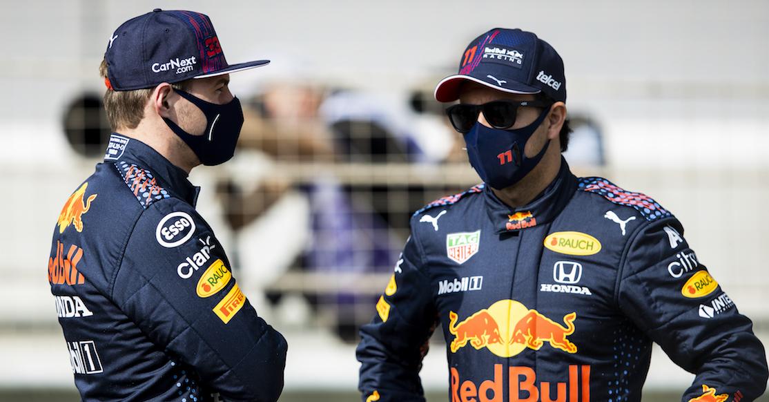 Checo Pérez pide que no tengamos tantas esperanzas para su primera carrera con Red Bull
