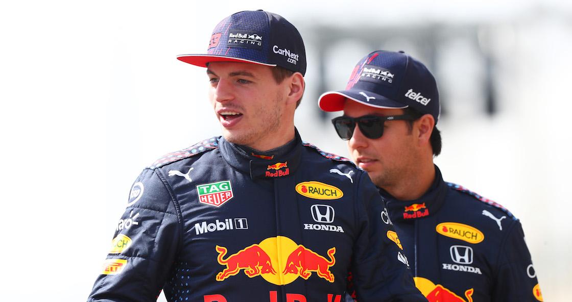 """Hamilton confirma que Red Bull va en serio con Checo y Verstappen: """"Serán un animal diferente"""""""