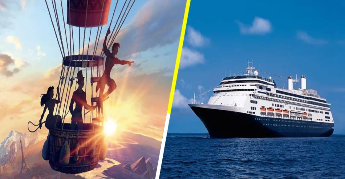 ¡Imperdible! Un Crucero dará la vuelta al mundo en 80 días, siguiendo la ruta de Julio Verne