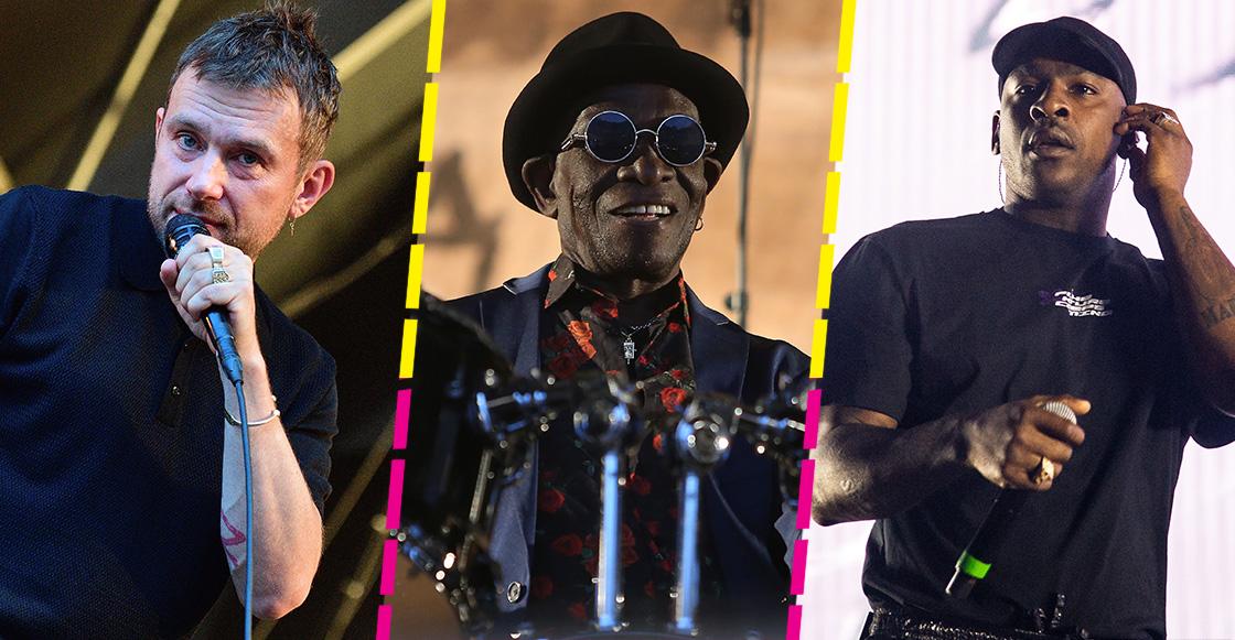 Damon Albarn y Skepta aparecerán en el último disco de Tony Allen