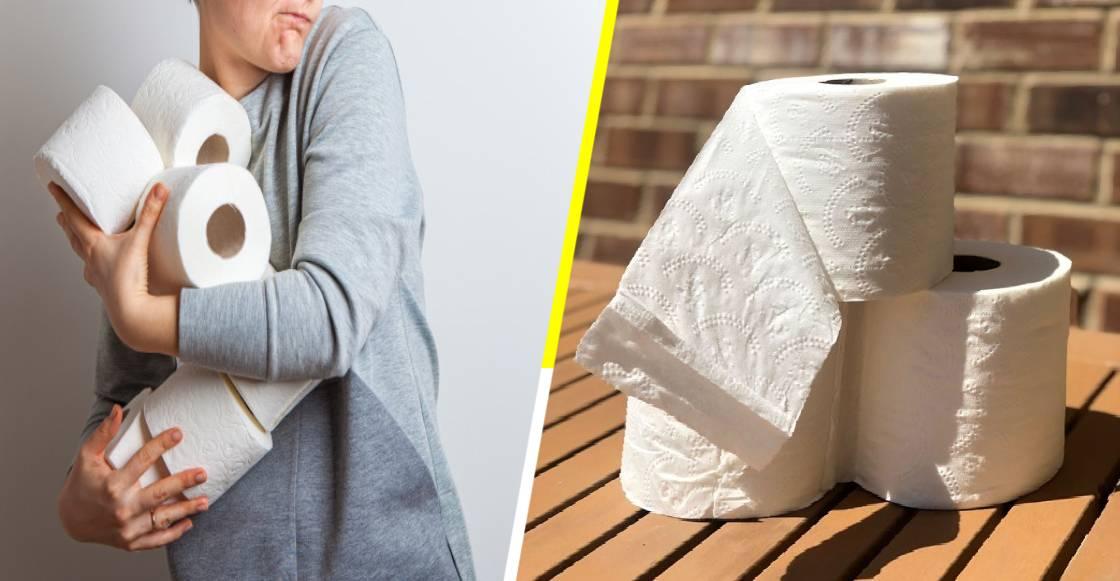 ¡Guarden periódico! Podría haber desabasto mundial de papel de baño
