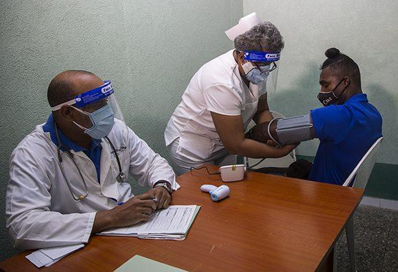 ¡Wow! Cuba aplica su propia vacuna contra el COVID a los atletas que irán a Juegos Olímpicos