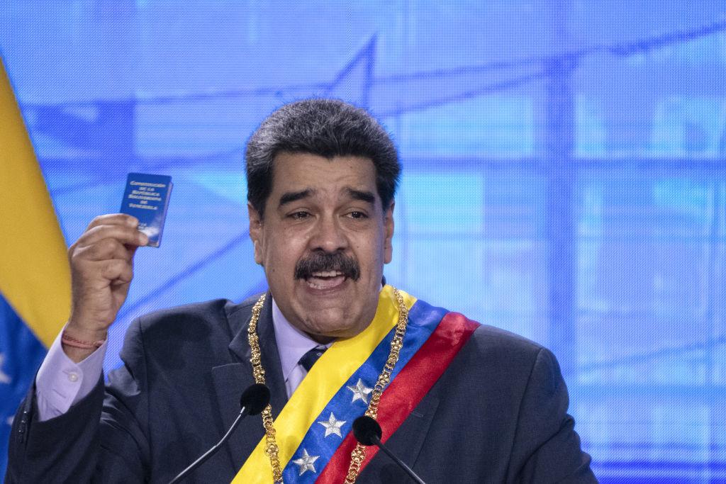 ¿Y eso? Facebook bloquea la página oficial de Nicolás Maduro