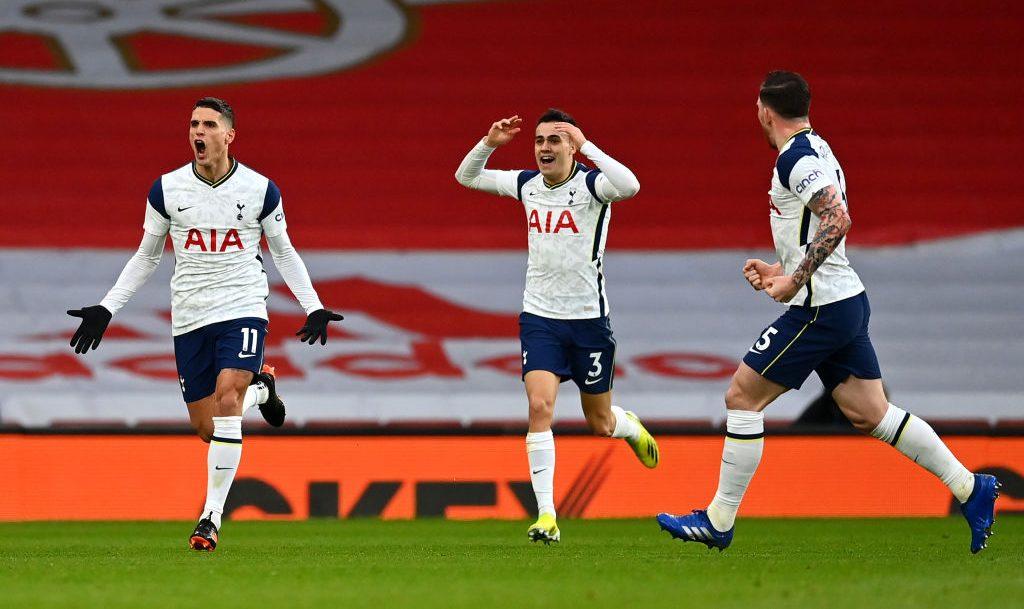 ¡Está loco! Revive el gol de rabona de Erik Lamela contra el Arsenal
