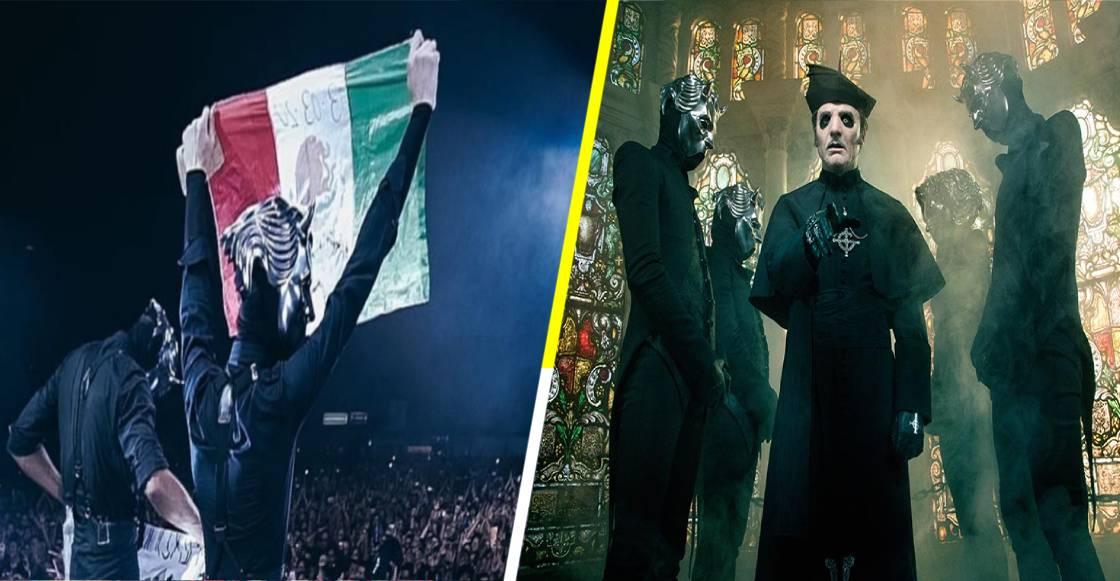'Life Eternal': El emotivo video de Ghost grabado en México y dedicado a fans