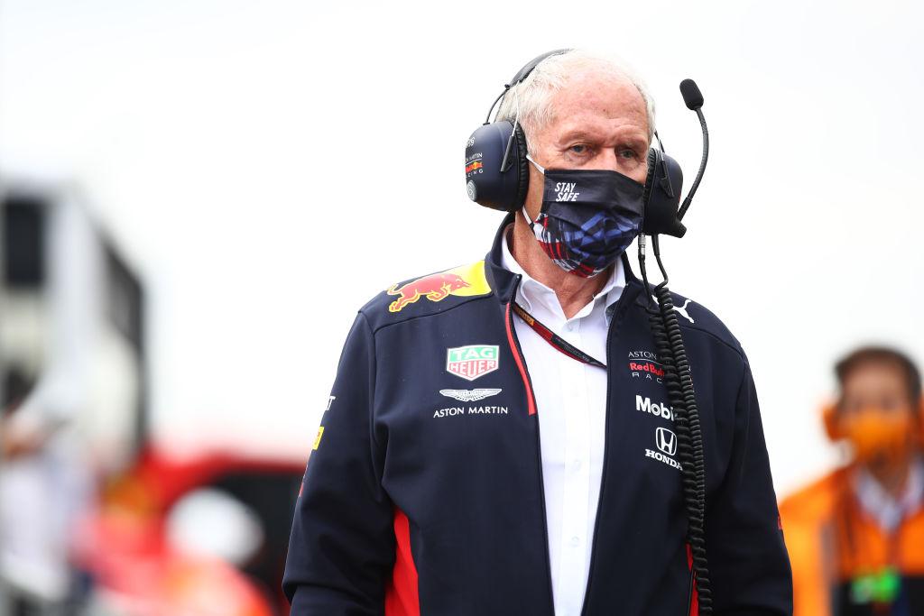 Helmut Marko, asesor de Red Bull