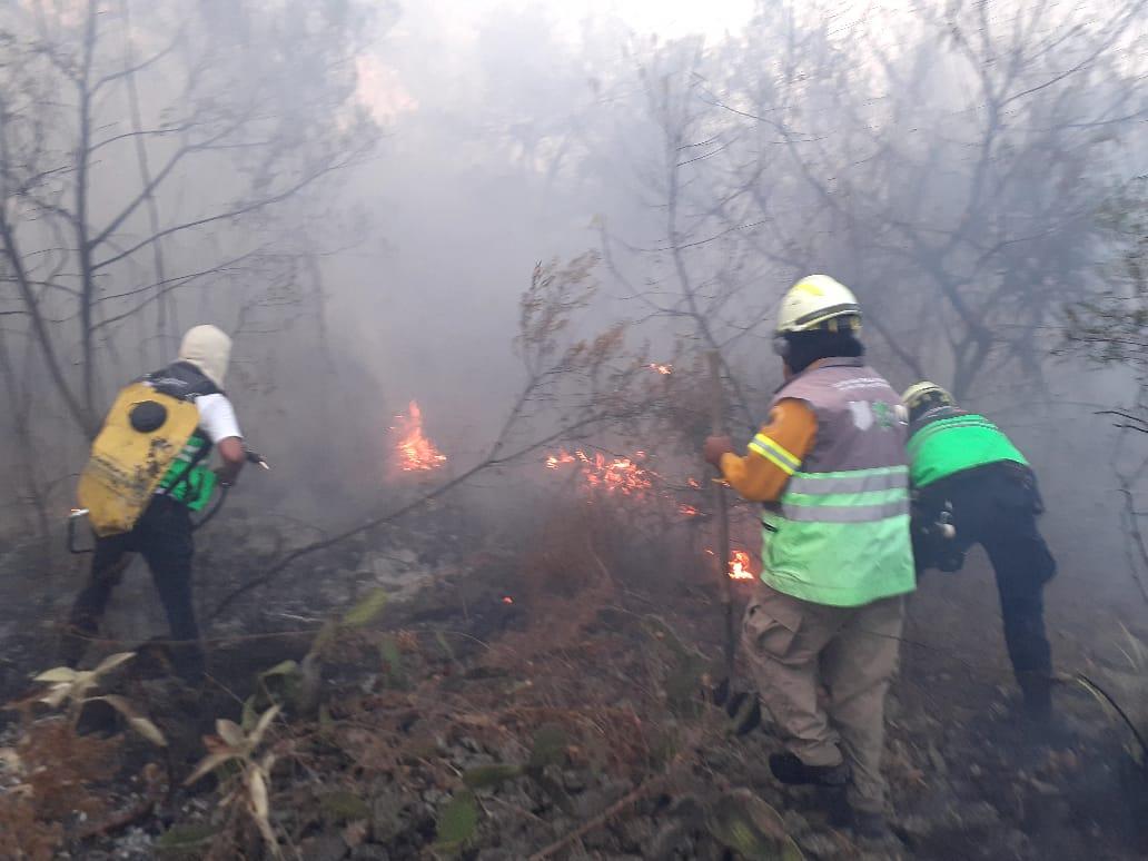 incendio tlalpan fuentes del pedregal tv azteca 3