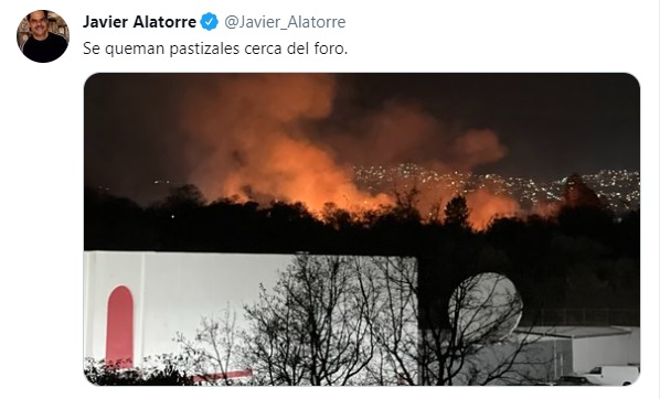 incendio tlalpan fuentes del pedregal tv azteca 5