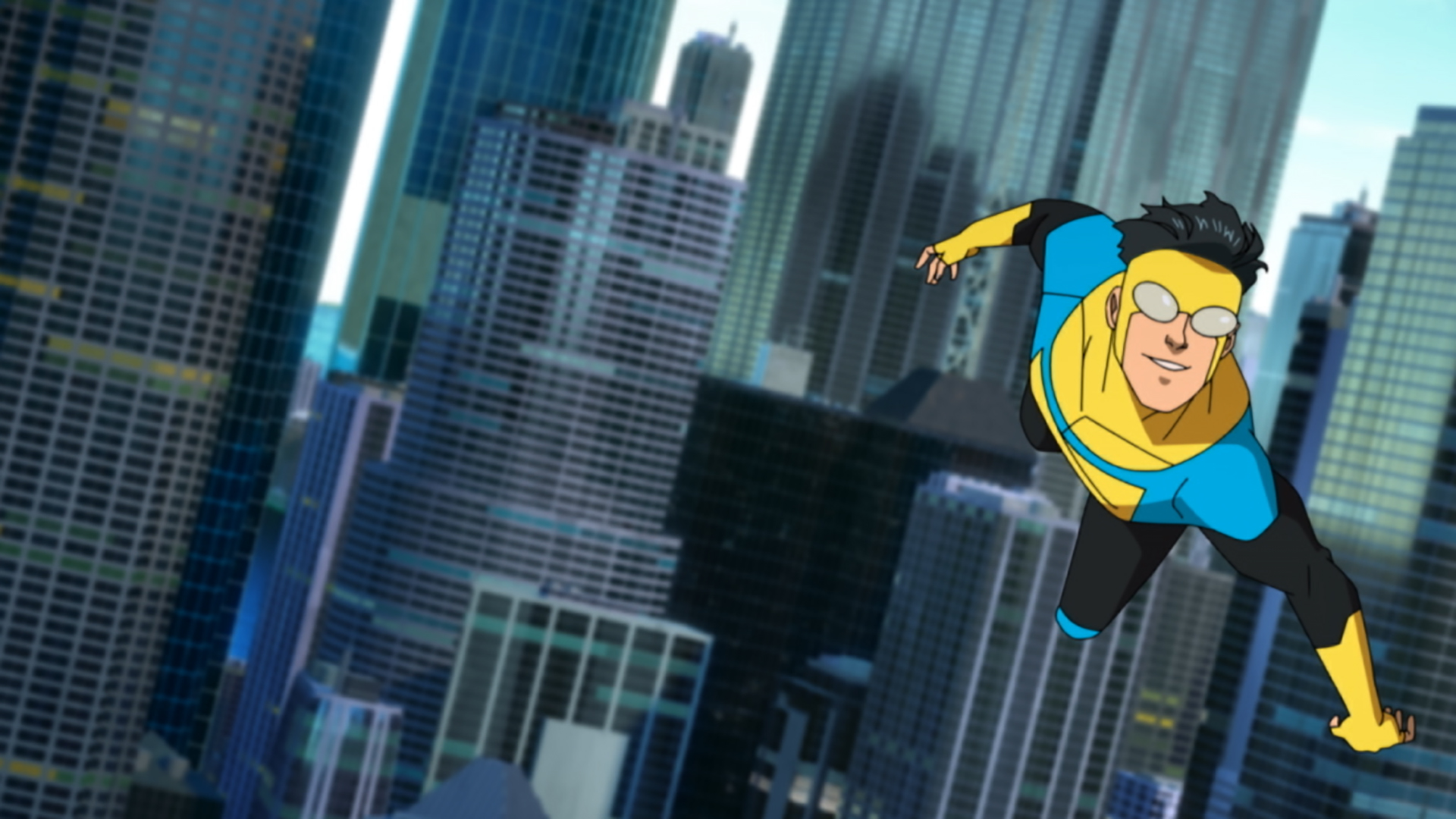 ¿Quién es quién en 'Invincible', la nueva serie animada de Prime Video'?