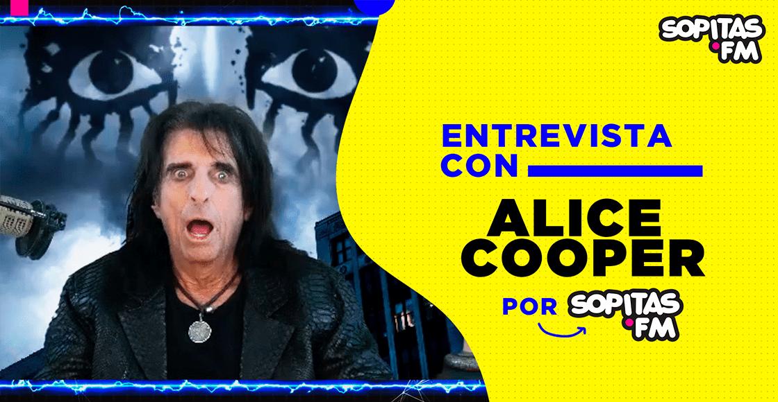 """""""Nunca me he cansado del rock & roll"""": Una entrevista con Alice Cooper"""