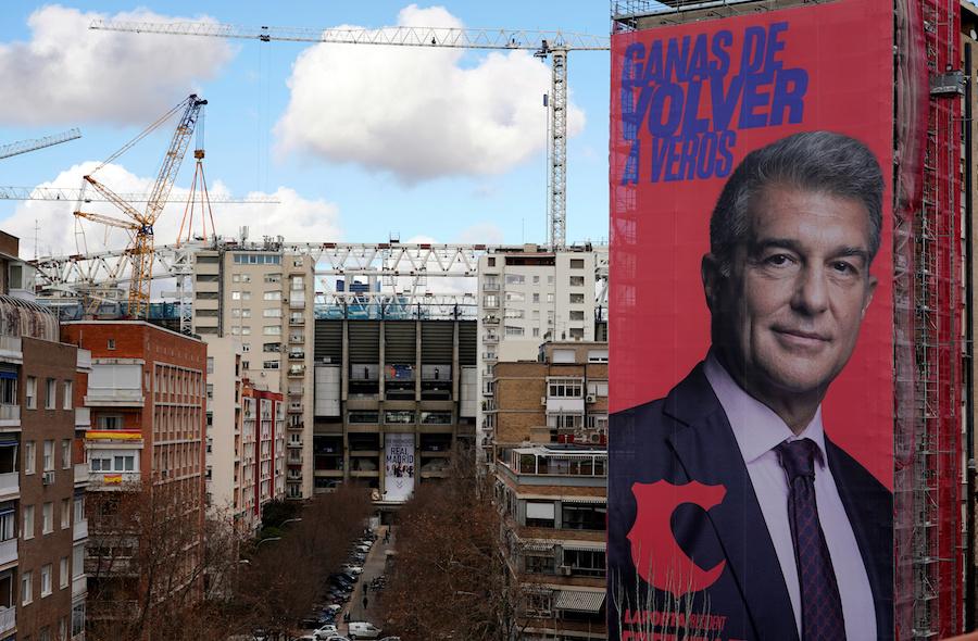 Joan Laporta es el nuevo presidente del Barcelona tras arrasar en elecciones