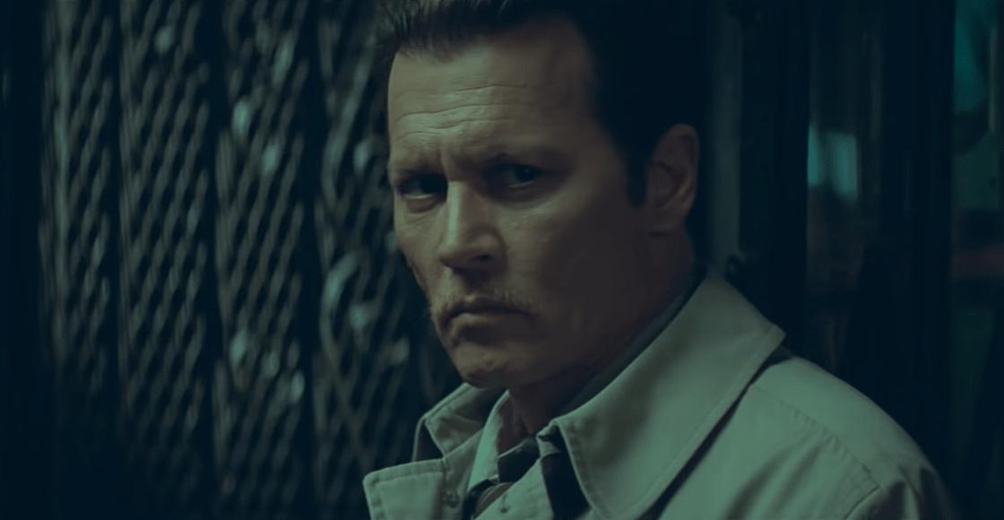 Johnny Depp investiga la muerte de Biggie Smalls en el nuevo tráiler de 'City of Lies'