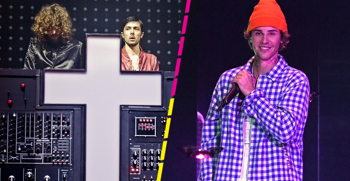 """Le cayó la voladora: Justice demanda a Justin Bieber por """"usar su logo"""""""