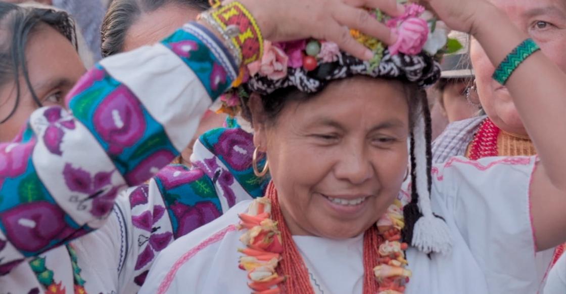 Te decimos cómo ver 'La Vocera', el documental sobre la primera aspirante indígena a la presidencia
