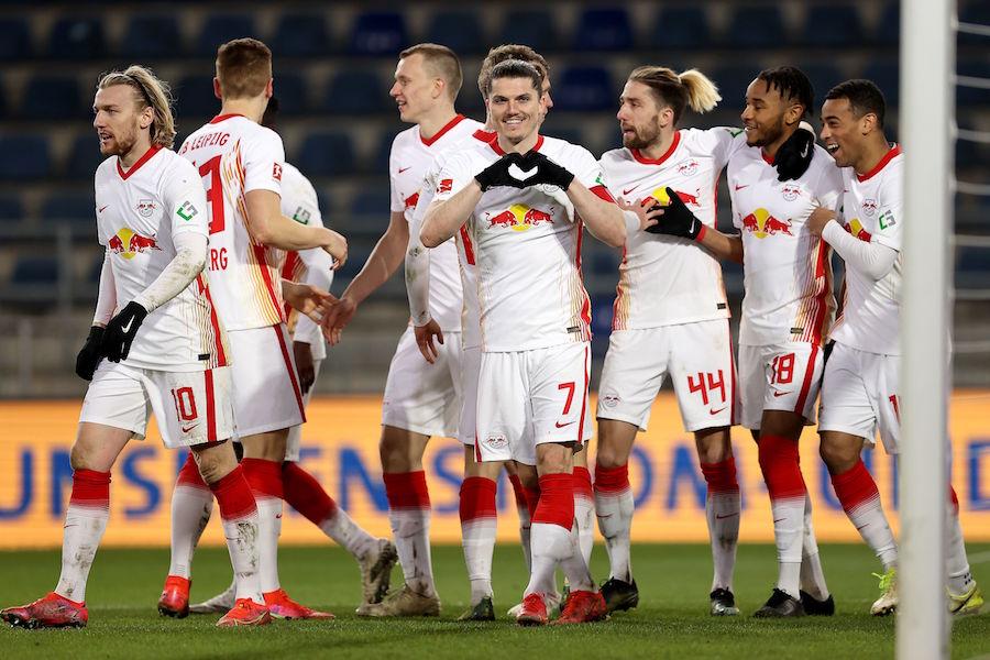 Leipzig equipo de Red Bull