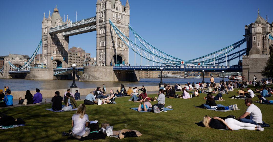 London United Kingdom No Death Day covid 6 months March 28