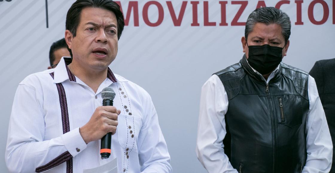 Mario Delgado pide renuncia de los consejeros del INE por nuevas reglas para asignar diputaciones