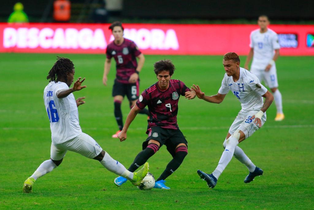 México venció en penales a Honduras y rompió maldición en la Final del Preolímpico