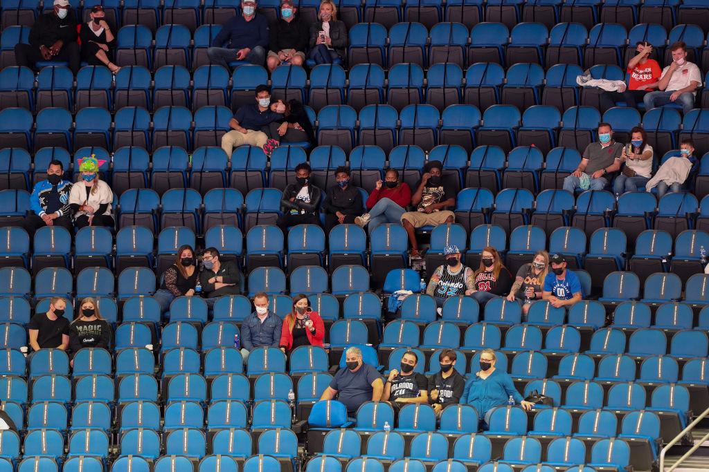 Oklahoma City jugará a puerta cerrada el resto de la temporada de la NBA
