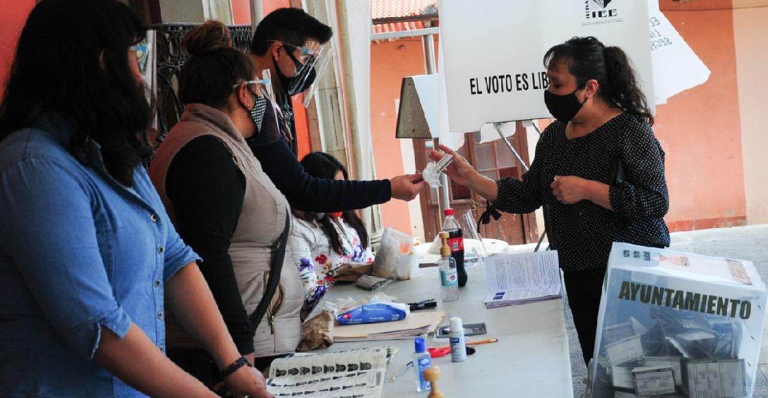 Este será el protocolo anticovid del INE para las elecciones del 6 de junio