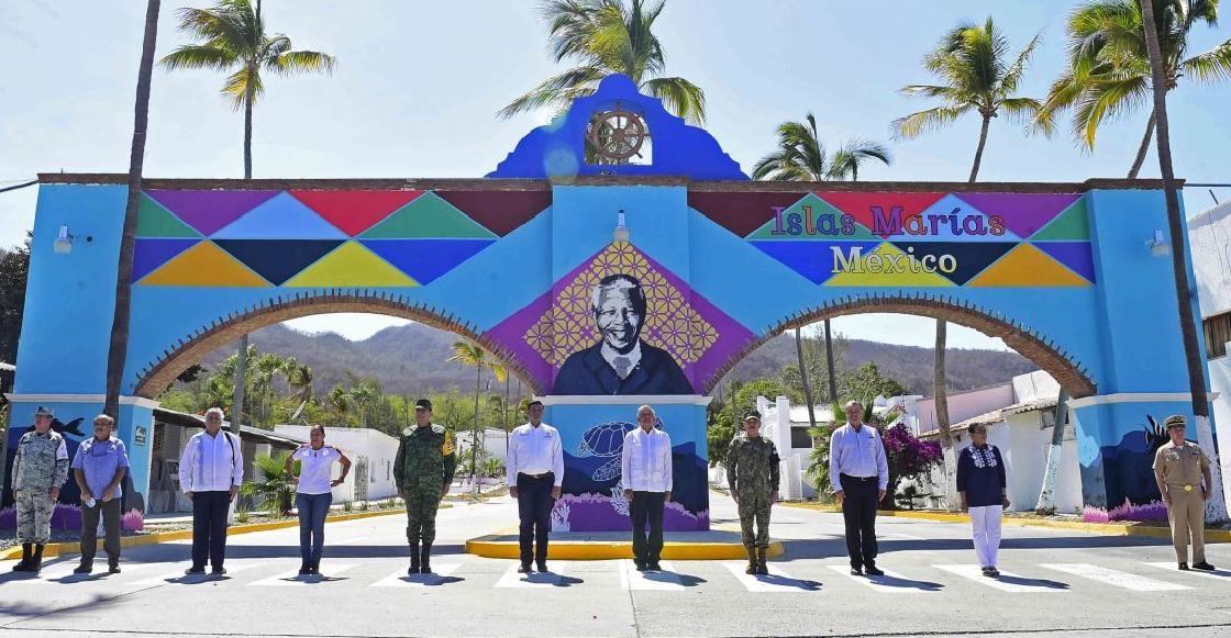 Las Islas Marías (a cargo de la Marina) estarían listas para recibir al turismo en julio