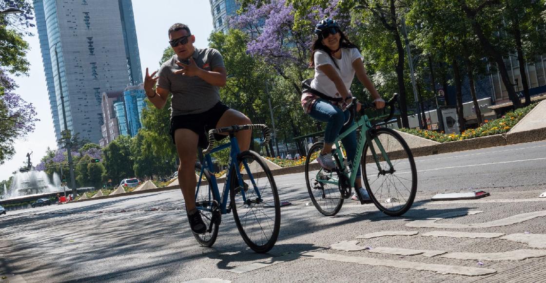 """Este domingo regresa el Paseo Ciclista """"Muévete en Bici"""" a la CDMX y acá te contamos los detalles"""