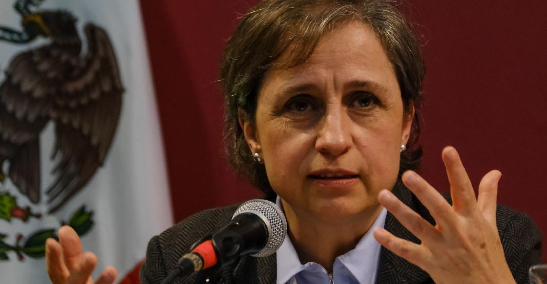 Gobierno de AMLO habría dado contratos por 8 mdp a empresa de Carmen Aristegui