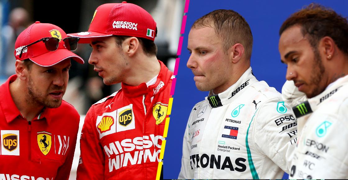 """5 intensas rivalidades dentro de la Fórmula 1 que nos dejó la tercera temporada de """"Drive to Survive"""""""