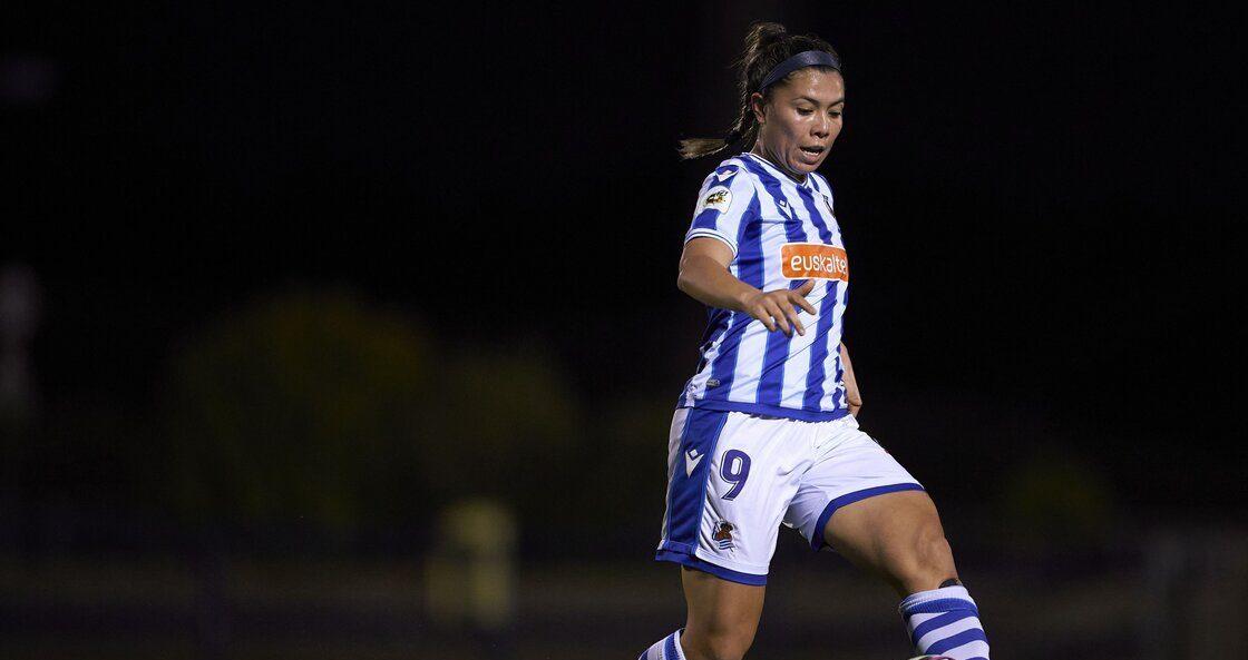 ¡Aurrera reala! Revive el gol de la mexicana Kiana Palacios ante el Sevilla