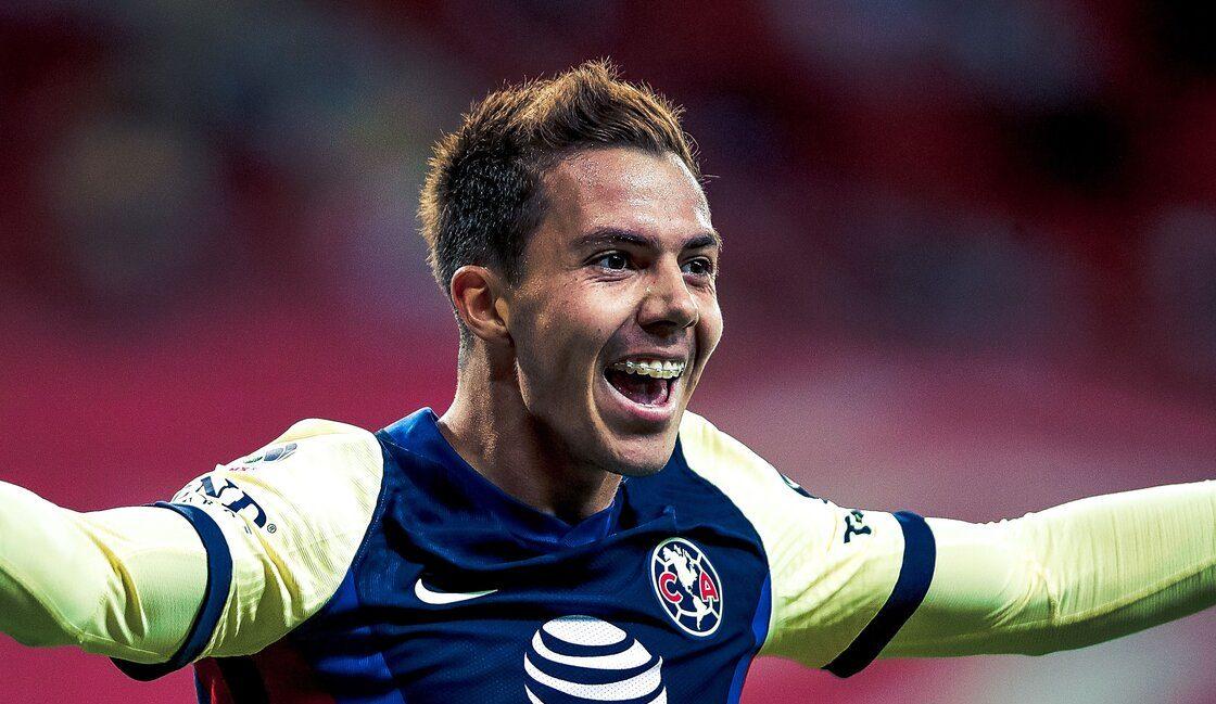 """Enseñé la playera del América para que vean quién manda"": Sebastián Córdova"