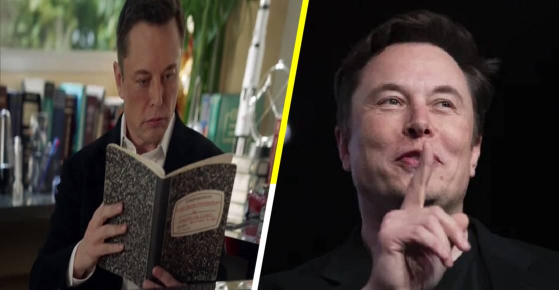 El secreto de Elon Musk para tener éxito se encierra en estos ocho libros