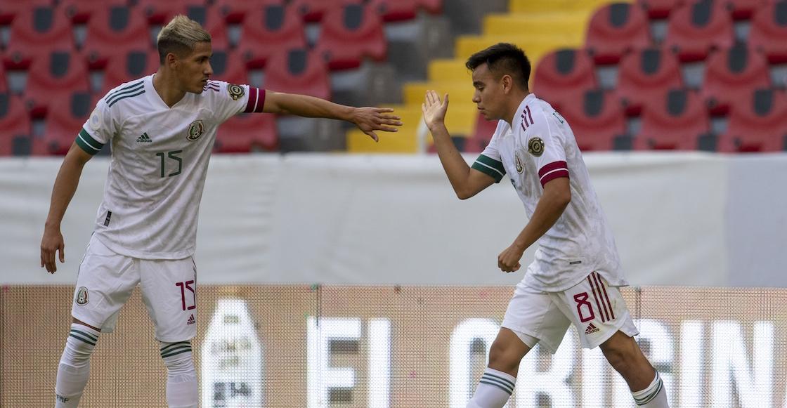 Selección Mexicana Preolímpico Concacaf