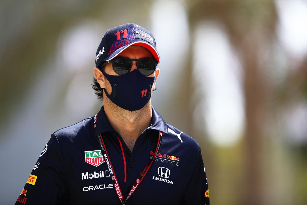 En imágenes: Así fue la primera carrera de Checo Pérez con Red Bull
