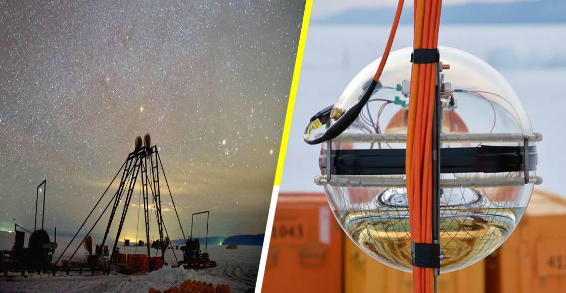 ¡Rifados! Rusia estrena el 'Baikal-GVD', el telescopio submarino más grande del mundo