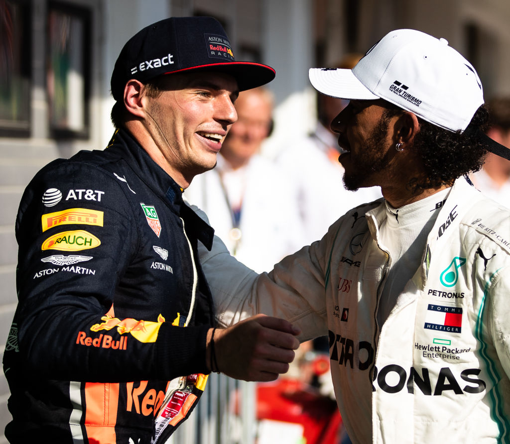 Aseguran que Verstappen se va a Mercedes en 2022