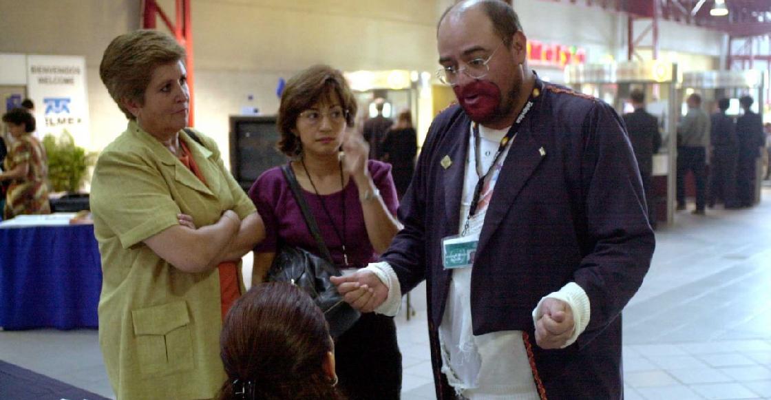 """Víctor Trujillo dice que críticas hacia 'Brozo' son una campaña del """"régimen"""" en su contra"""