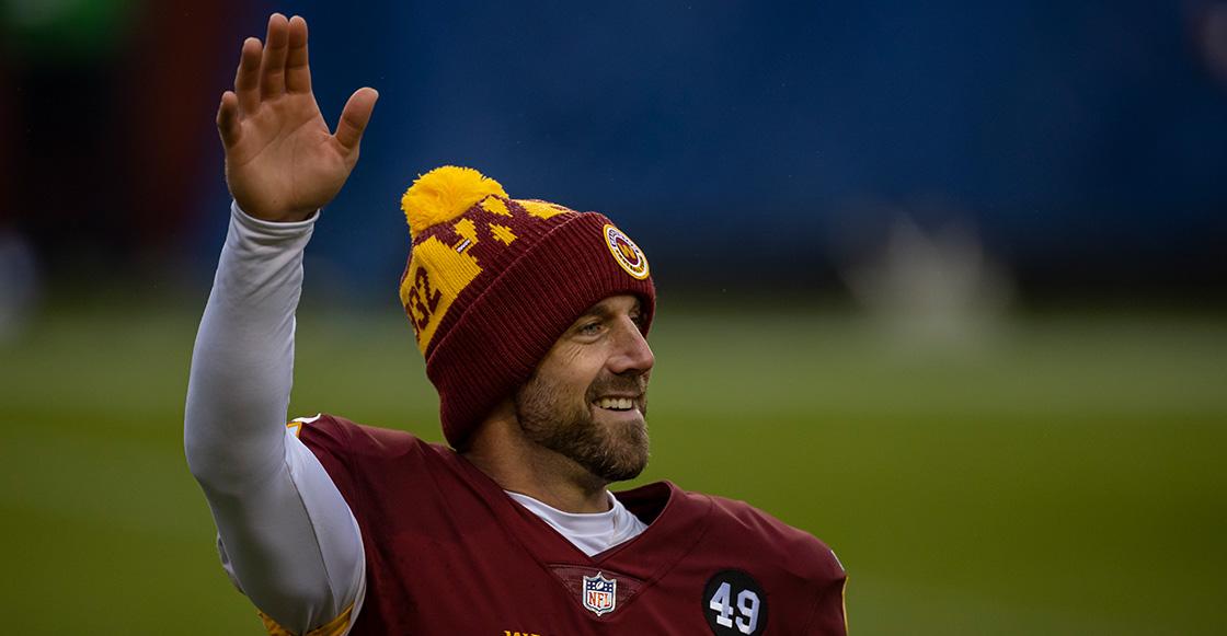 Alex Smith anunció su retiro de la NFL con emotivo video