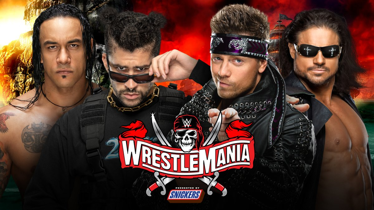 Bad Bunny debutará en Wrestlemania 37