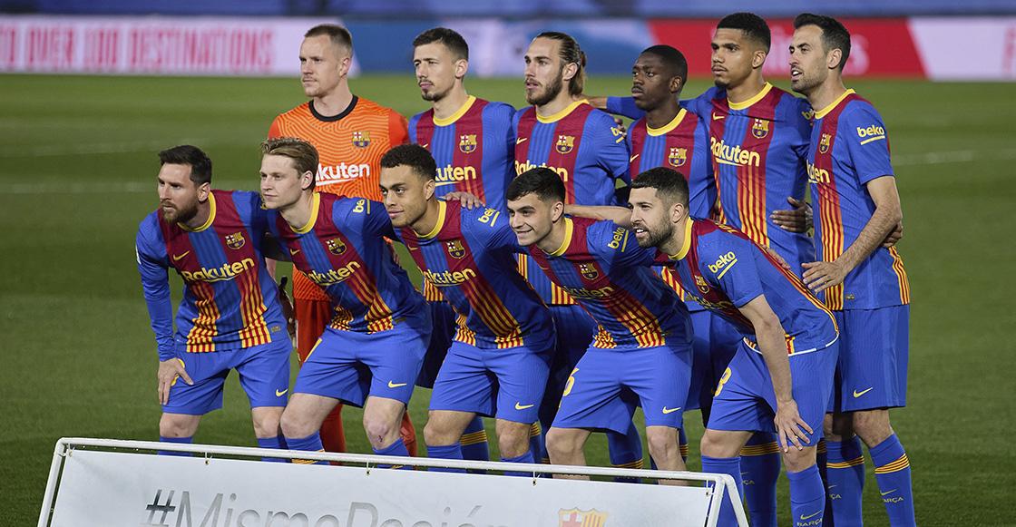 FC Barcelona es el equipo más valioso del futbol según Forbes