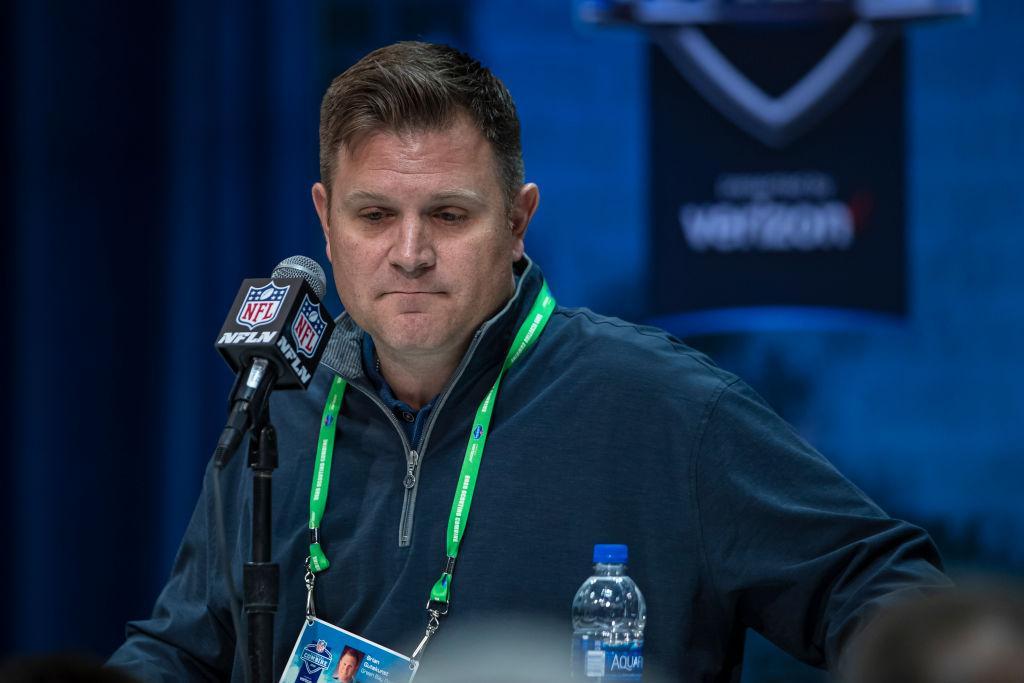 Brian Gutekunst gerente general de los Packers