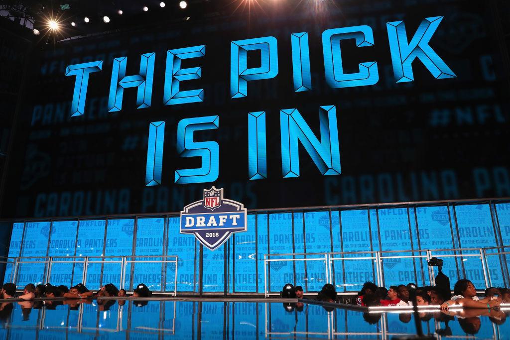 Carolina Panthers en el Draft