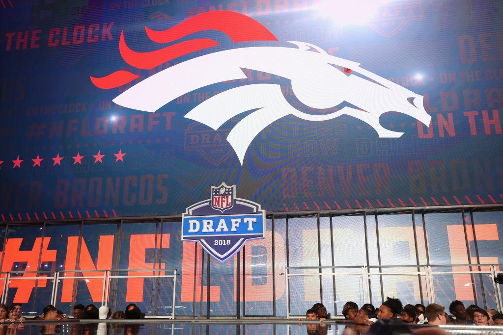 Broncos de Denver en el Draft