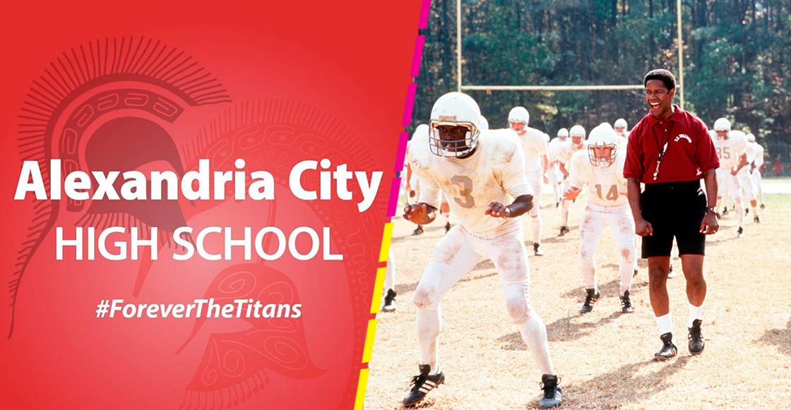 Escuela secundaria de la película Duelo de Titanes cambia su nombre debido al racismo