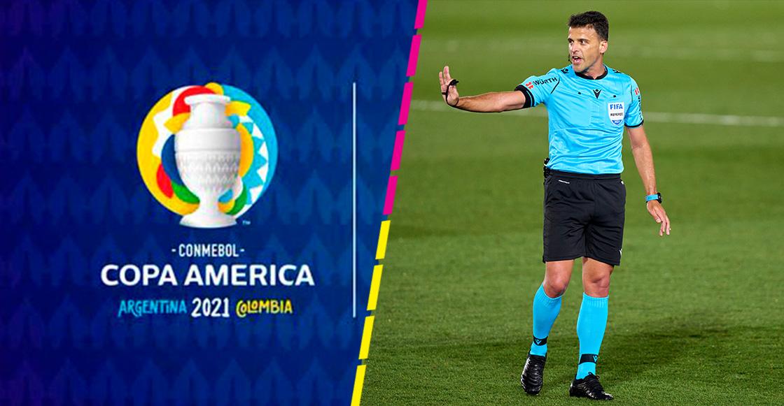 Gil Manzano, el español que estará como árbitro en Copa América