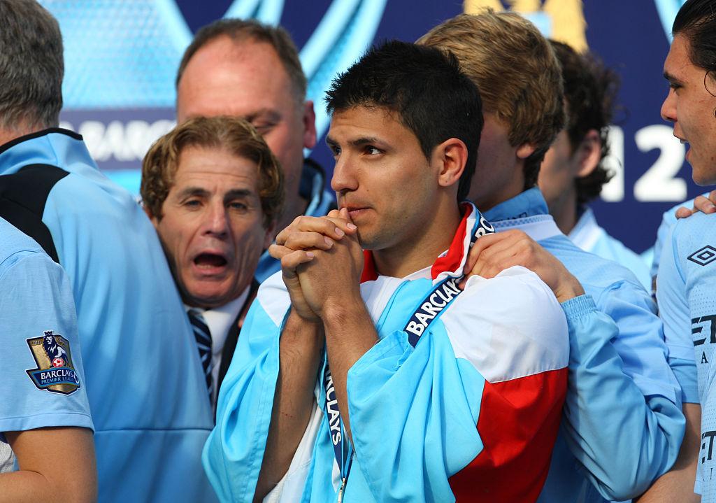 Kun Agüero y el mítico gol ante el QPR