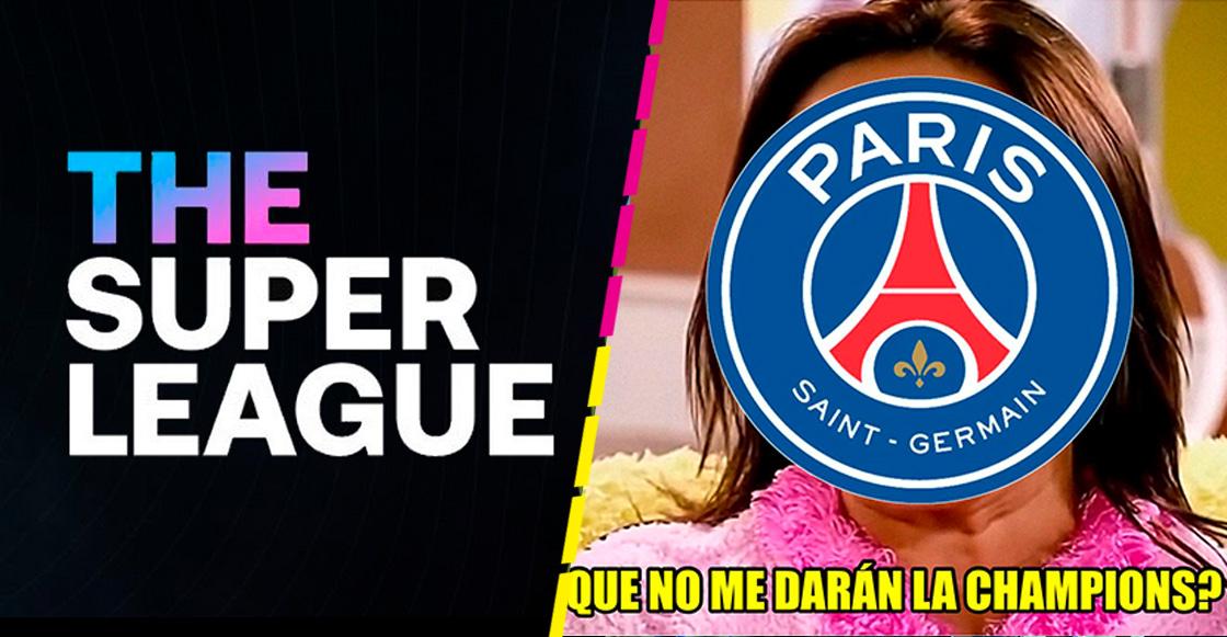 La Superliga europea se cae a pedazos, pero los memes no faltaton