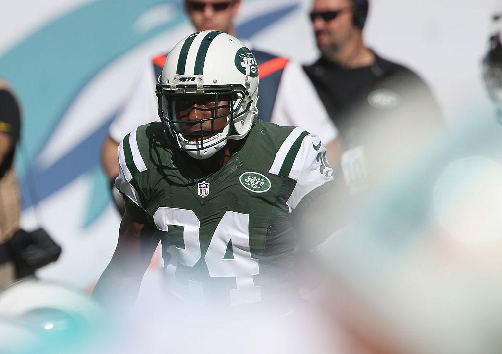 Phillip Adams con los Jets