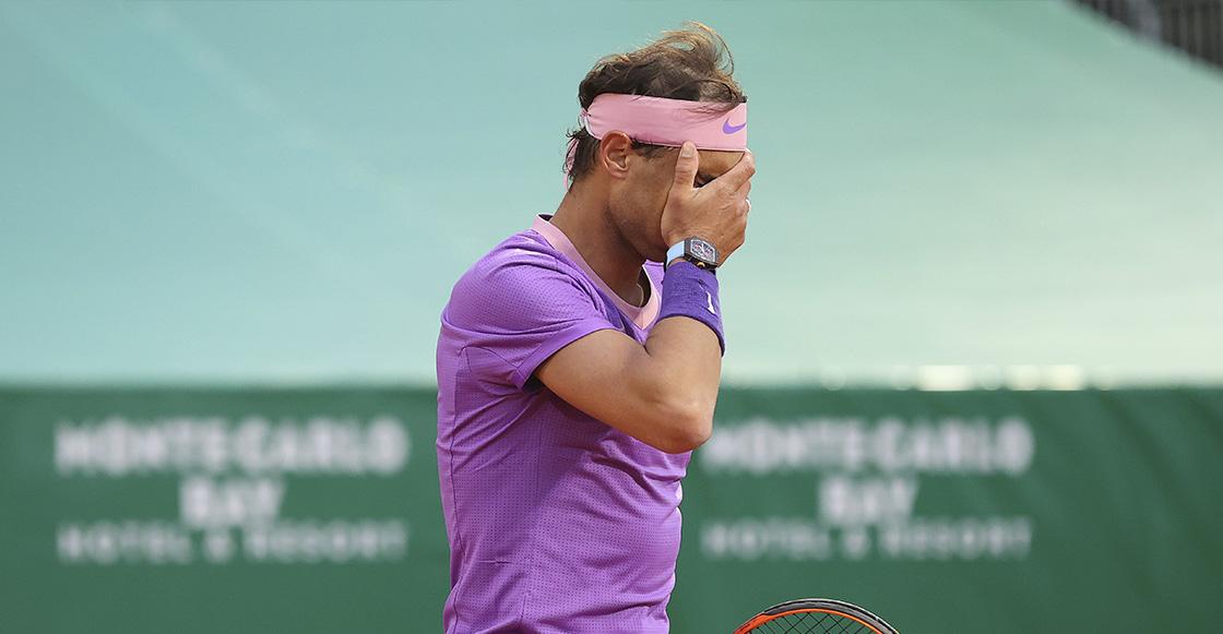 Las claves de la derrota de Rafael Nadal en el Abierto de Montecarlo